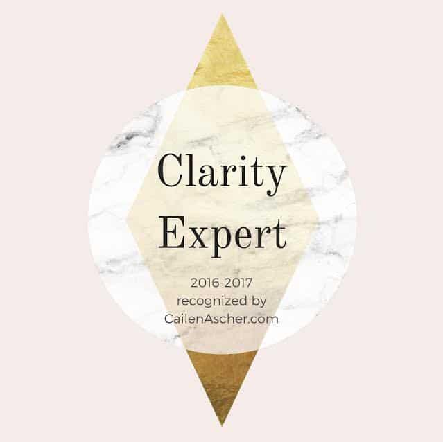 Clarity Expert badge