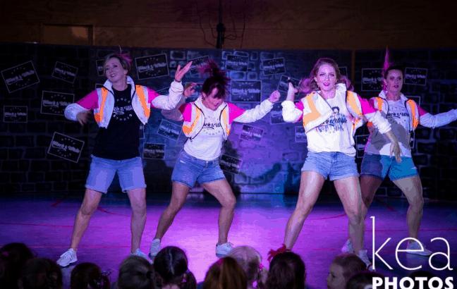 Dance show Dec 2018